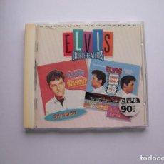 CDs de Música: CD ELVIS - SPINOUT / DOUBLE TROUBLE. Lote 194292653