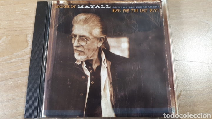 JOHN MAYALL BLUES FOR THE LOST DAYS (Música - CD's Rock)