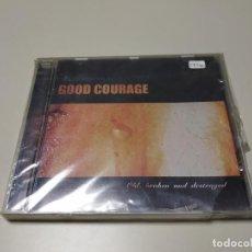 CDs de Música: 0220- GOOD COURAGE OLD BROKEN AND DESTROYED CD NUEVO REPRECINTO ROTO LIQUIDACIÓN. Lote 194296960