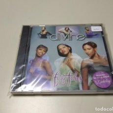 CDs de Música: 0220- DIVINE FAIRY TALES CD NUEVO REPRECINTADO LIQUIDACIÓN!!. Lote 194297325