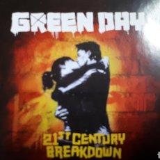 CDs de Música: GREEN DAY 21 ST CENTURY BREAKDOWN. Lote 194297660