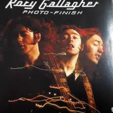 CDs de Música: RORY GALLAGHER PHOTO FINISH. Lote 194298091
