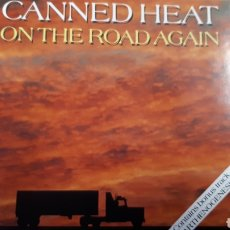 CDs de Música: CANNED HEAT ON THE ROAD AGAIN. Lote 194298308