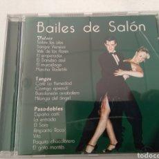 CDs de Música: CD BAILES DE SALÓN. Lote 194298376