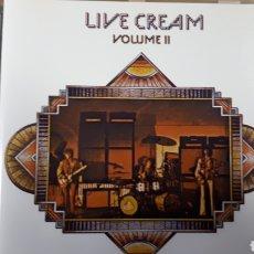 CDs de Música: CREAM LIVE CREAM VOLUME II. Lote 194298517