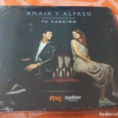 CDs de Música: CD. AMAIA Y ALFRED -- TU CANCION. PRECINTADO. Lote 194300116