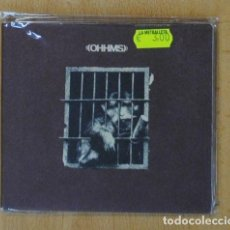 CDs de Música: OHHMS - EXIST - CD. Lote 194315268