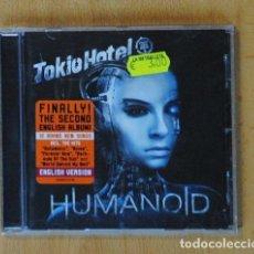 CDs de Música: TOKIO HOTEL - HUMANOID - CD. Lote 194315325