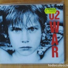 CDs de Música: U2 - WAR - CD. Lote 194315445