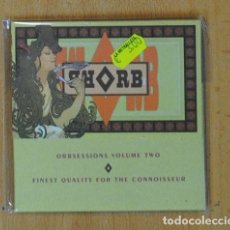 CDs de Música: THE ORB - ORBSESSIONS VOLUME TWO - CD. Lote 194315463