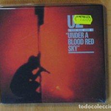 CDs de Música: U2 - LIVE UNDER A BLOOD RED SKY - CD. Lote 194315465