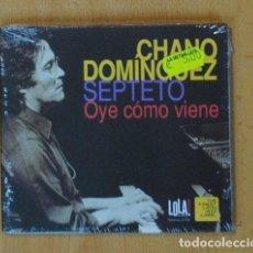 CDs de Música: CHANO DOMINGUEZ - OYE COMO VIENE - CD. Lote 194315530