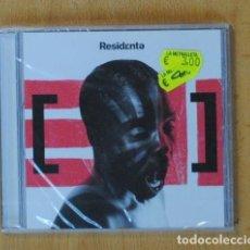 CDs de Música: RESIDENTE - RESIDENTE - CD. Lote 194315566
