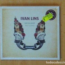 CDs de Música: IVAN LINS & SWR BIG BAND - CORNUCOPIA - CD. Lote 194315592