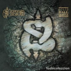 CDs de Música: SAXON - SOLID BALL OF ROCK (CD, ALBUM, RE, RM). Lote 194316798