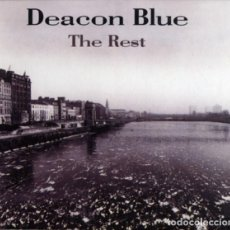 CDs de Música: DEACON BLUE - THE REST (2XCD, COMP, DLX + DVD-V, NTSC). Lote 194318170