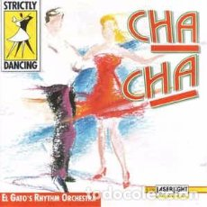CDs de Música: EL GATO'S RHYTHM ORCHESTRA - CHA CHA (CD, ALBUM) LABEL:LASERLIGHT DIGITAL CAT#: 15 336 . Lote 194326748