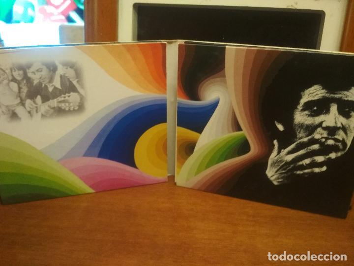 CDs de Música: Víctor Jara, El derecho de vivir en paz, Antología, triple, 2 CD + 1 DVD + libreto PEPETO - Foto 4 - 194331281