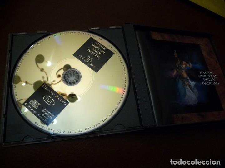 CDs de Música: EXOTIC ORIENTAL BELLY DANCING - 2 CD DELUXE EDITION + LIBRETO DE 20 PÁGINAS CON INSTRUCCIONES - Foto 6 - 194330920