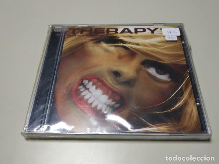 0220- THERAPY ONE CURE FITS ALL CD NUEVO RE/PRECINTADO LIQUIDACIÓN!! (Música - CD's Otros Estilos)