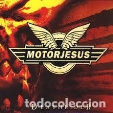 CDs de Música: CD MOTORJESUS ‎– DEATHRIDER (SEALED) LOCOMOTIVE RECORDS. Lote 194332981