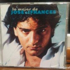CDs de Música: LO MEJOR DE JOSE EL FRANCES - CD ALBUM NUEVOS MEDIOS PEPETO. Lote 194333586