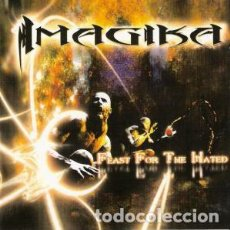 CDs de Música: CD IMAGIKA ‎– FEAST FOR THE HATED (SEALED) LOCOMOTIVE RECORDS Ç. Lote 194334928