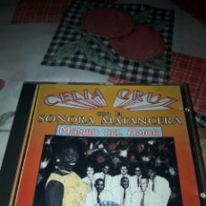 CDs de Música: CELIA CRUZ CON LA SONORA MATANCERA. MAMBO DEL AMOR. EDICION DE 1992. RARO. Lote 194335685