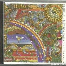 CDs de Música: BLOQUE: MUSICA PARA LA LIBERTAD *IMPECABLE COMO NUEVO* . Lote 194338522