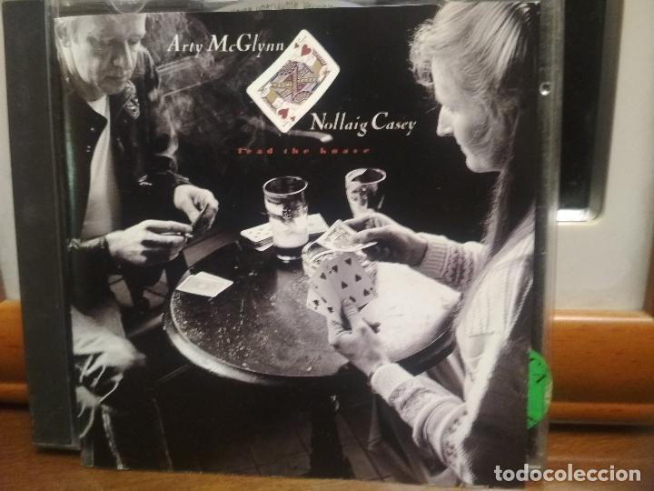 ARTY MCGLYNN-NOLLAIG CASEY - LEAD THE KNAVE - CD 1989 PEPETO (Música - CD's Country y Folk)