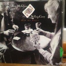CDs de Música: ARTY MCGLYNN-NOLLAIG CASEY - LEAD THE KNAVE - CD 1989 PEPETO. Lote 194338538