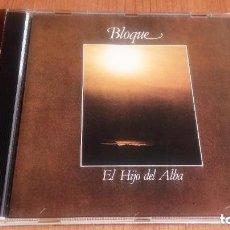 CDs de Música: BLOQUE: EL HIJO DEL ALBA *IMPECABLE COMO NUEVO* . Lote 194338658