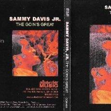 CDs de Música: SAMMY DAVIS JR. - THE GOIN'S GREAT. Lote 194338937