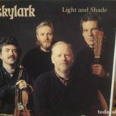 CDs de Música: SKYLARK ( LIGHT AND SHADE) CD 14 TRACKS IRELAND PEPETO. Lote 194340136