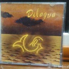 CDs de Música: DELAGUA CD ALBUM ASTURIAS PEPETO. Lote 194342147