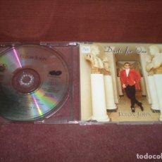 CDs de Música: CD SINGLE PROMO ELTON JOHN / DUETS FOR ONE - EDICION NUMERADA 0717 CADENA 40 PRINCIPALES. Lote 194345088