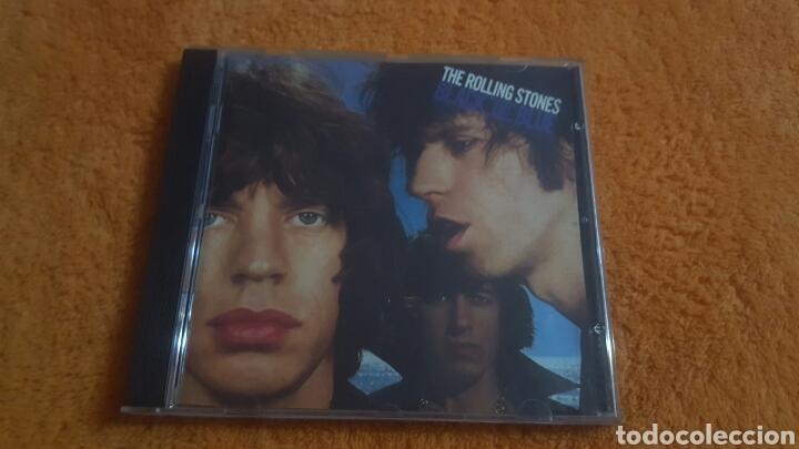 STONES BLACK AND BLUE CD 1994 (Música - CD's Rock)