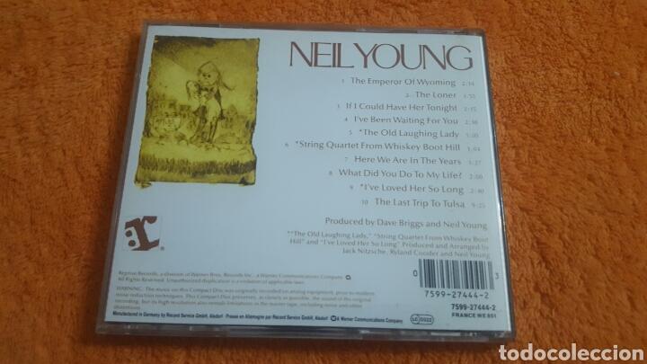 CDs de Música: NEIL YOUNG mismo título CD - Foto 2 - 194345590