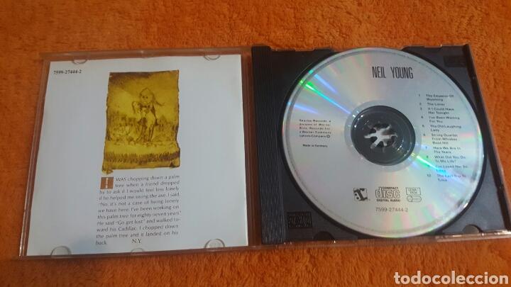 CDs de Música: NEIL YOUNG mismo título CD - Foto 3 - 194345590