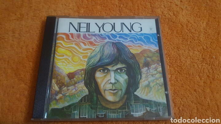 NEIL YOUNG MISMO TÍTULO CD (Música - CD's Rock)