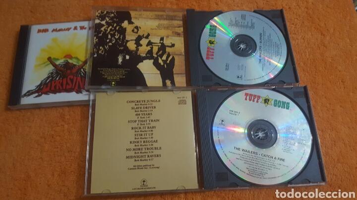 CDs de Música: Lote de 3 CD BOB MARLEY AND THE WAILERS - Foto 2 - 194346183