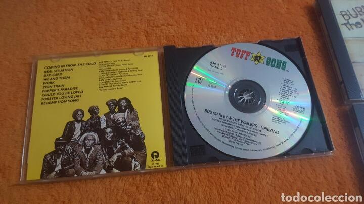 CDs de Música: Lote de 3 CD BOB MARLEY AND THE WAILERS - Foto 3 - 194346183