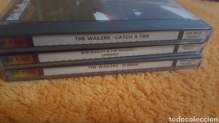 CDs de Música: Lote de 3 CD BOB MARLEY AND THE WAILERS - Foto 5 - 194346183