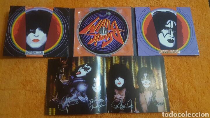 CDs de Música: KISS Sonic Boom CD + DVD digipack - Foto 2 - 194346753