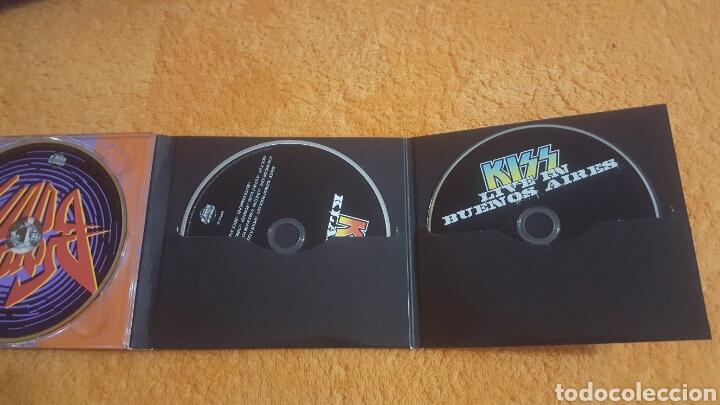 CDs de Música: KISS Sonic Boom CD + DVD digipack - Foto 3 - 194346753