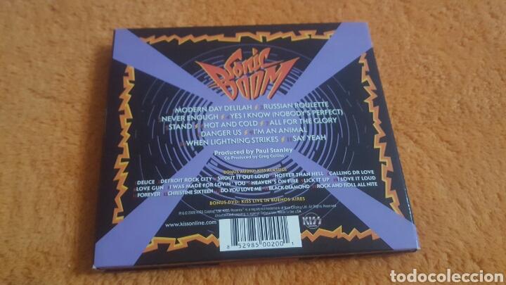 CDs de Música: KISS Sonic Boom CD + DVD digipack - Foto 4 - 194346753