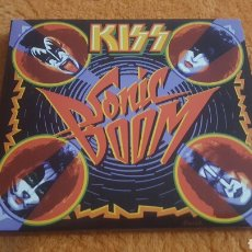 CDs de Música: KISS SONIC BOOM CD + DVD DIGIPACK. Lote 194346753