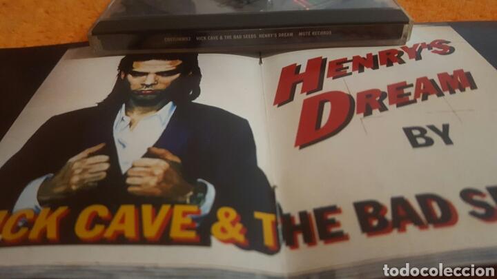 CDs de Música: Nick Cave & The Bad Seeds Henrys Dream CD Spain 1992 - Foto 4 - 194348125