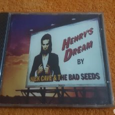 CDs de Música: NICK CAVE & THE BAD SEEDS HENRY'S DREAM CD SPAIN 1992. Lote 194348125