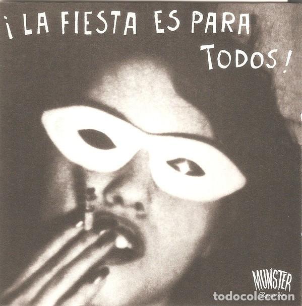 LA FIESTA ES PARA TODOS - MUNSTER RECORDS (Música - CD's Otros Estilos)